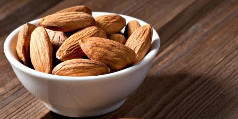 manfaat kacang almond untuk ibu hamil