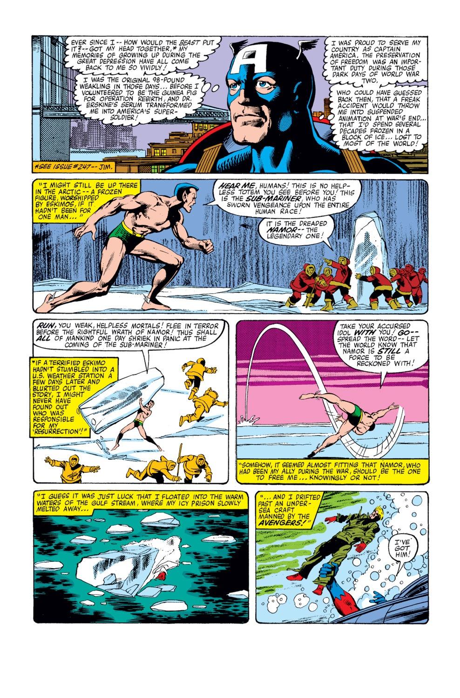Captain America (1968) Issue #251 #166 - English 3