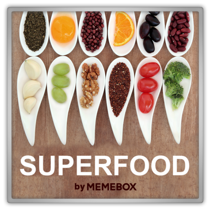 Superbox memebox Superfood 미미박스 Commercial