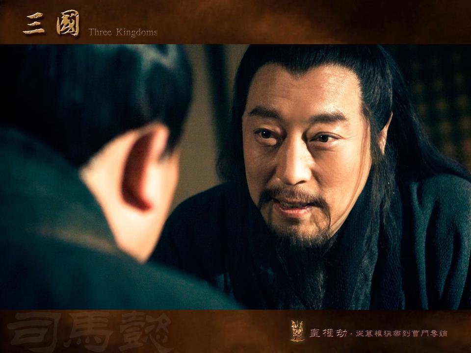 สุมาอี้ จากละครโทรทัศน์สามก๊ก 2010