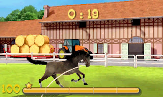 my riding stables 3d jumping for the team screen 2 My Riding Stables 3D   Jumping for the Team (3DS)   Screenshots, Concept Art, & Press Release