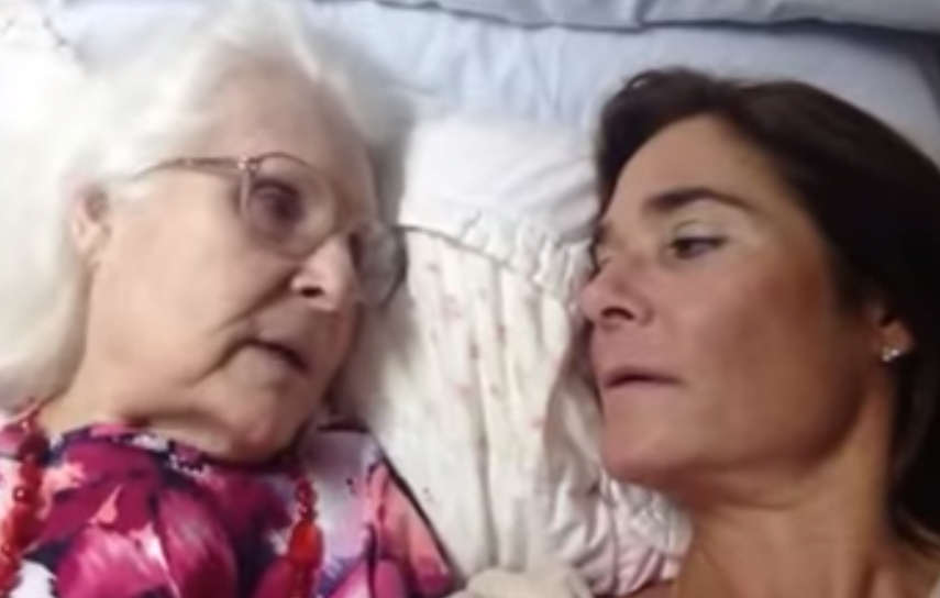 Alzheimer's Video 'God's Gift' Goes Viral on YouTube