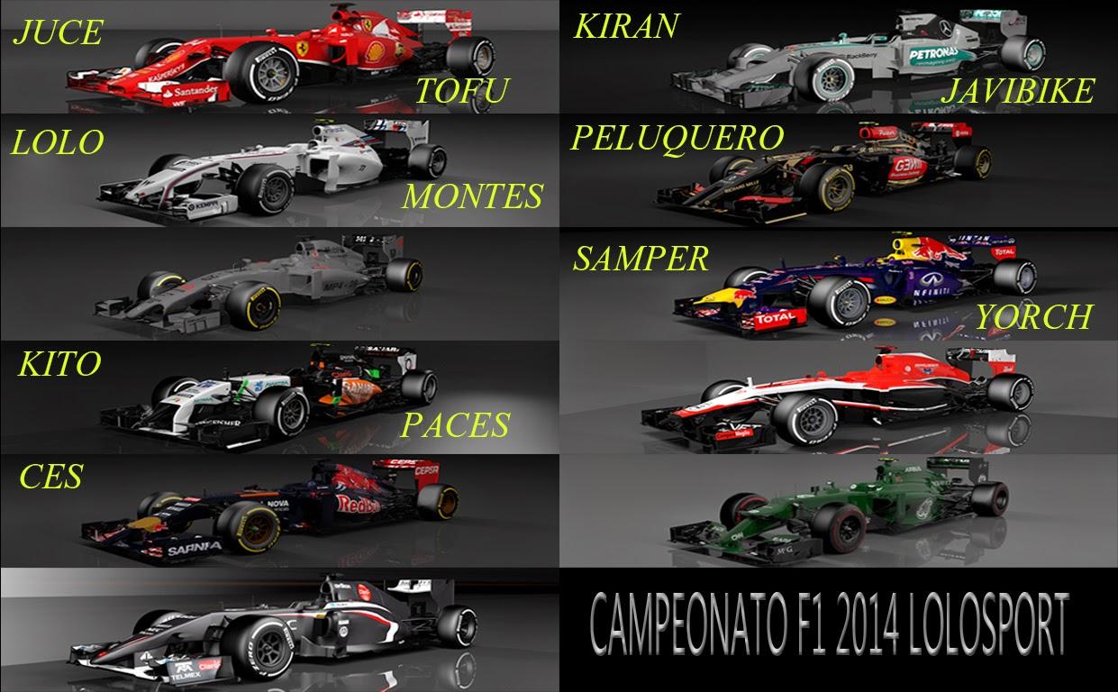 RFACTOR F1 2014