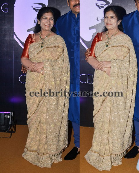 Surekha at Chiranjeevi Birthday Event