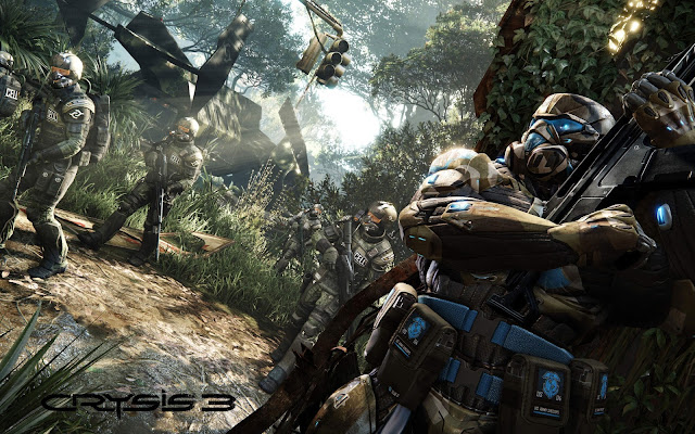 Crysis 3 Hunter Edition HD Wallpaper