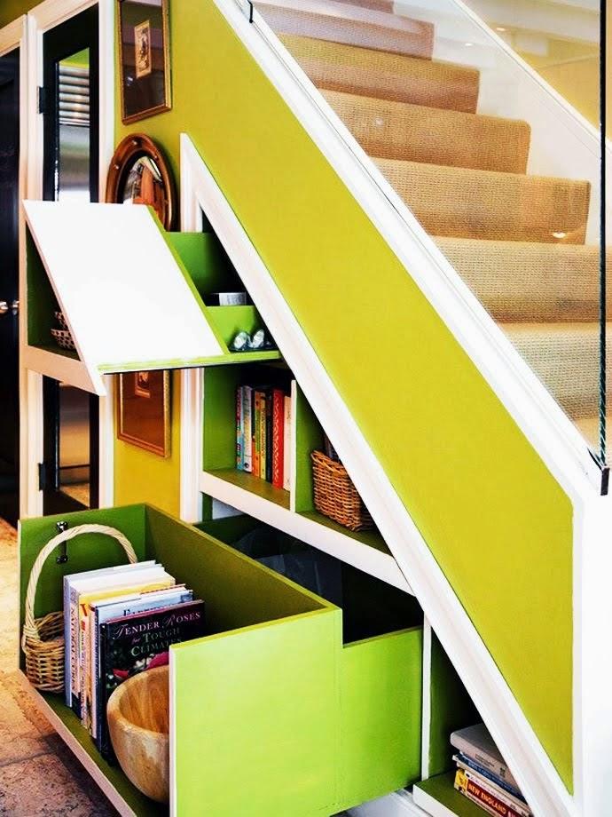 Contoh Tangga Rumah Minimalis 2 Lantai