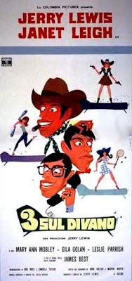 Tre sul divano 1966