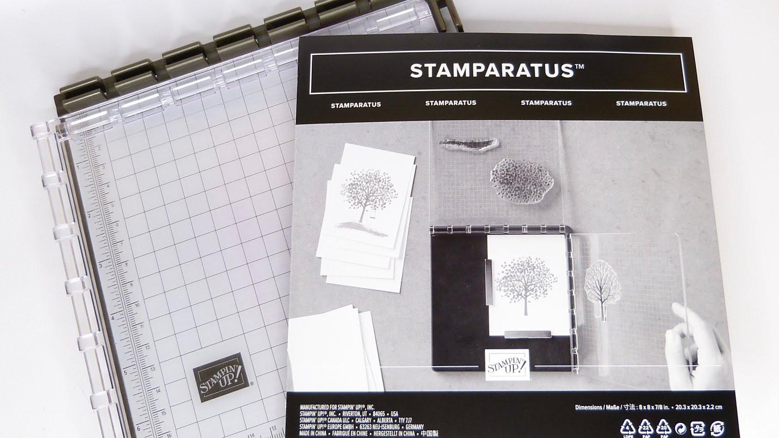 Stamparatus - Alle Infos