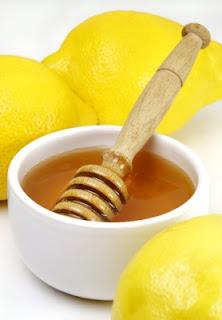 Gargaras-miel-limón