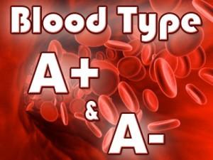Ομάδα αίματος Α διατροφή