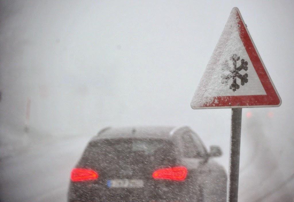 húsvéti-időjárás, havazás, hóvihar, forgalomkorlátozás, Székelyföld, Bucsin-tető, közlekedés, időjárás, Harghita megye