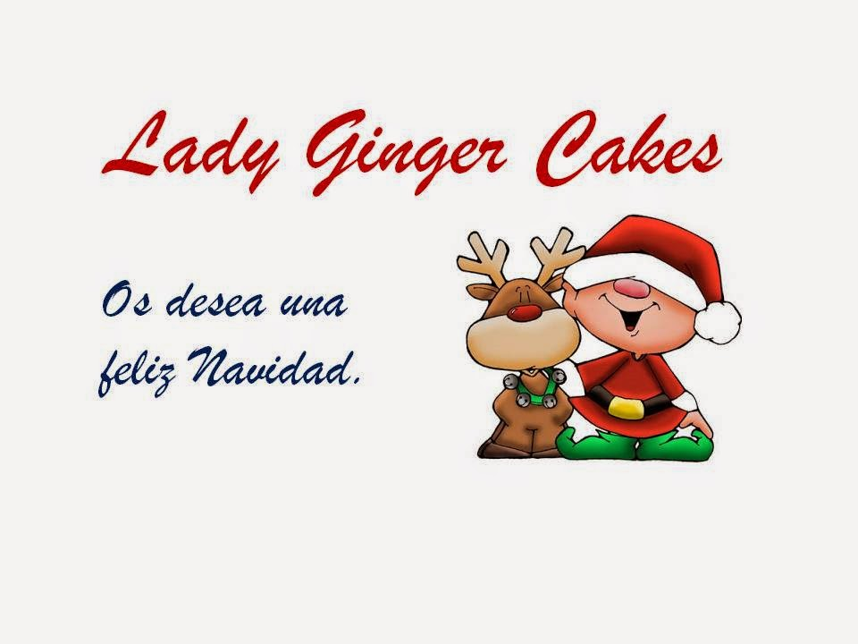 Lady Ginger Cakes