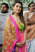 Hansika Motwani Photos at Durga movie launch-thumbnail-12
