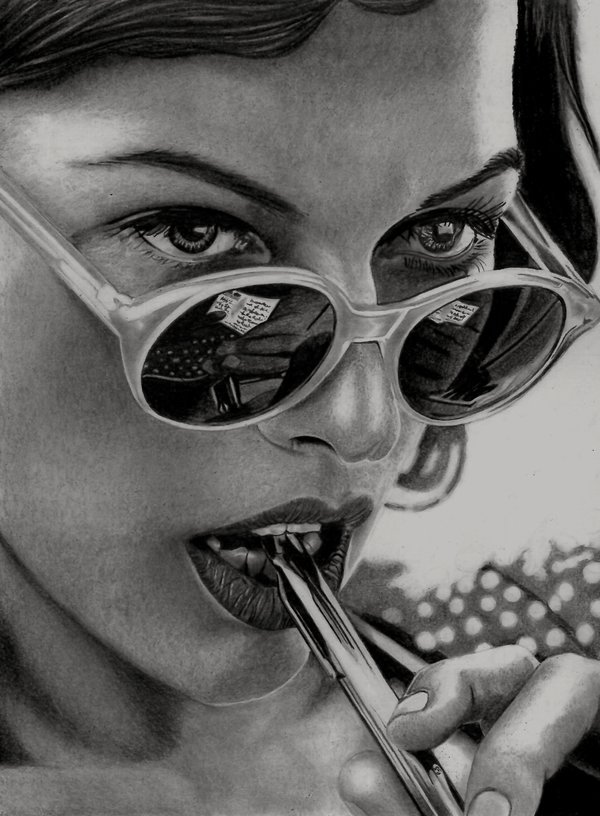 Reallistic Pencil Drawings