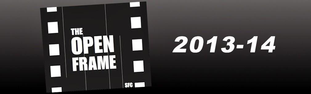 the open frame film fest blog