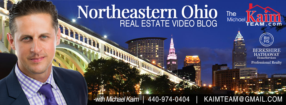Northeastern Ohio Video Blog with Michael Kaim