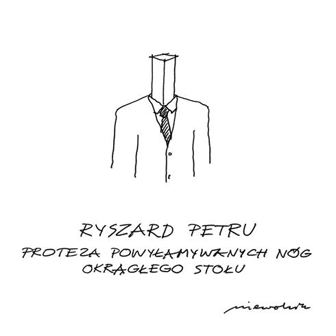 nr 0397: z cyklu PORTRETY: Ryszard Petru