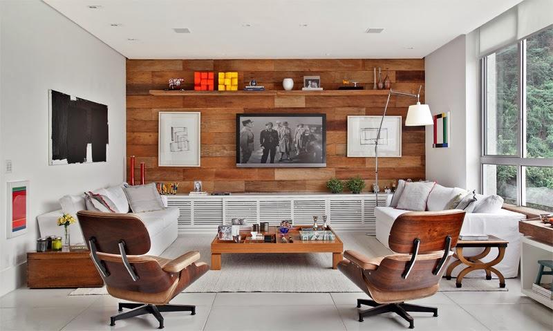 Decoracao De Sala Retangular ~  saiba como decorar Veja modelos, tendências e dicas para sua sala