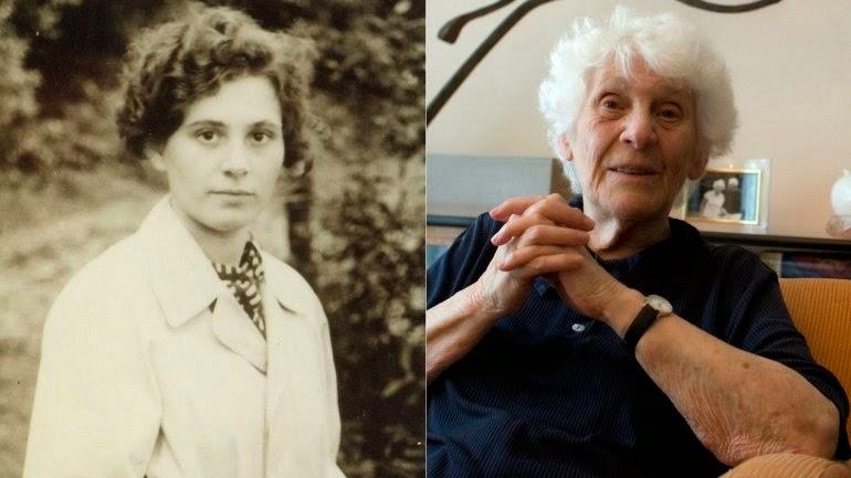 """La historia de la """"universitaria"""" de 102 años censurada por los nazis"""