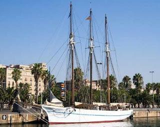 Zeilschip Santa Eulàlia