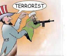 امريكا واسرائيل تنتج الارهاب في مصانعها الراسمالية الامبريالية