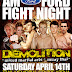 AM Ford Fight Night 4: Apr 14,2012 Trail, BC