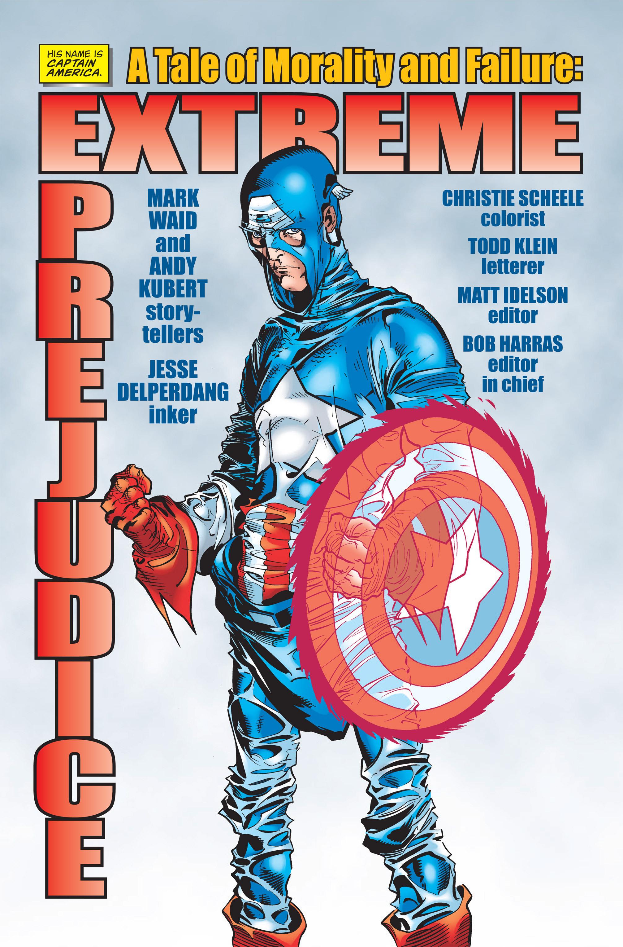 Captain America (1998) Issue #17 #23 - English 3