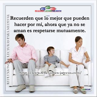 Reflexiones de Familia, hijos, padres, familia