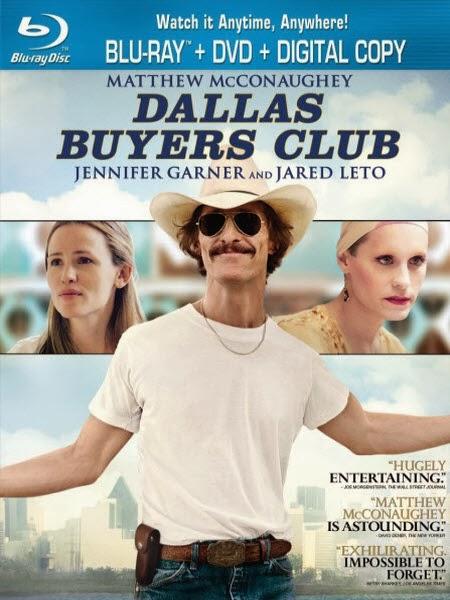 Dallas Buyers Club 2013 720p BluRay 850mb YIFY