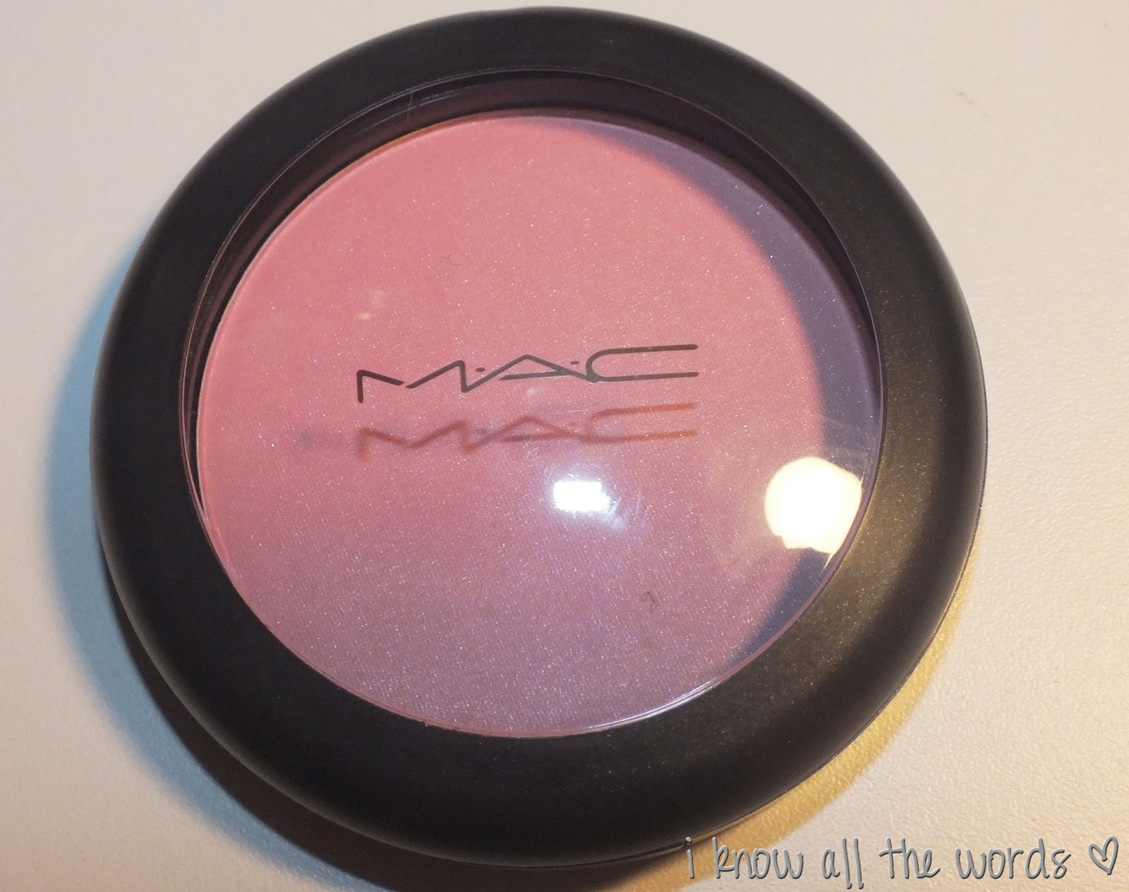 mac azalea blossom blush - photo #4