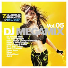 cd - DJ Megamix Vol.5 (2012)