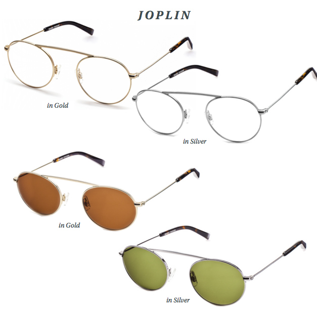 Warby Parker - 1922 Collection Joplin Frames
