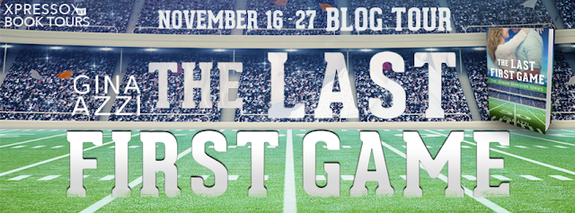 Blog Tour: The Last First Game by Gina Azzi
