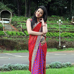 Kajal Agarwal In cool Saree Latest Images