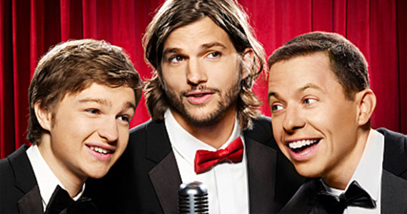 Dos hombres y medio (Two and a half men)