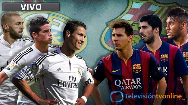 Real Madrid vs Fc Barcelona En vivo