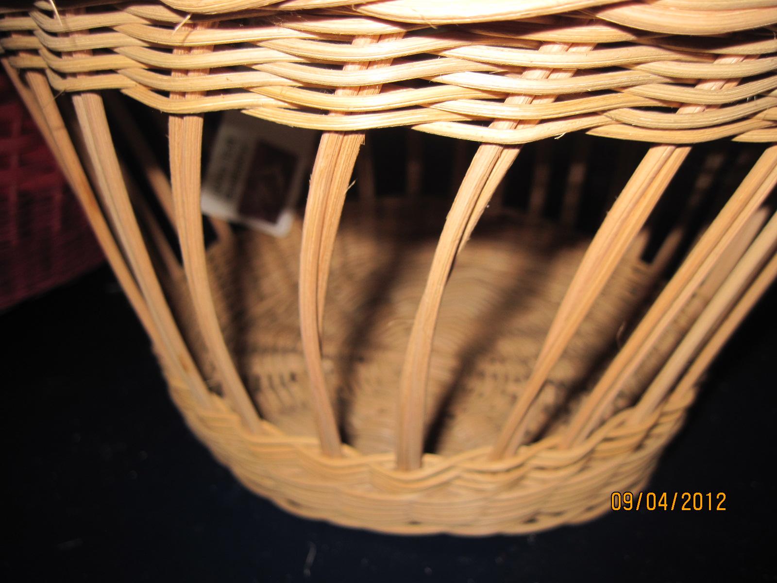 Basket Weaving Dyed Reed : John toft basketry upgrading open weave baskets