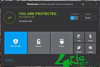 Bitdefender Internet Security 2015 18.22.0.1521 Full Serial