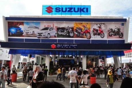 Suzuki Indomobil Sales