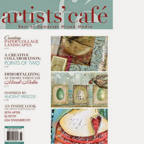 Published Artists' Cafe 2014