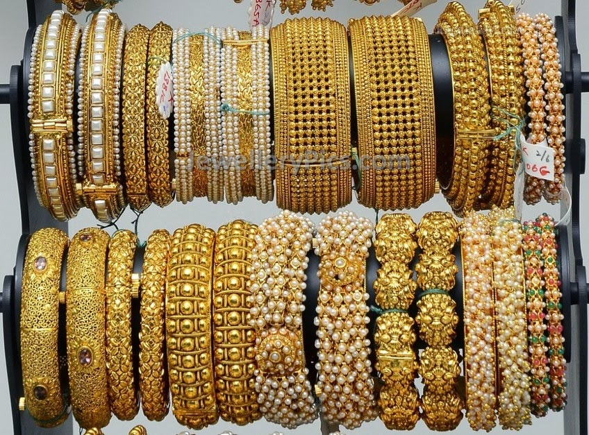 22carat gold bangle designs