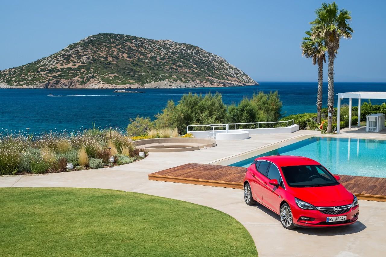 Τα καλοκαιρινά Αστέρια της Opel - Το νέο Astra στην Ελλάδα