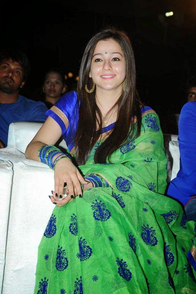 Priyal Gor at Saheba Subramanyam Audio Launch