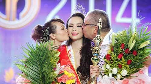 Nguyễn Cao Kỳ Duyên - Hành trình đến vương miện