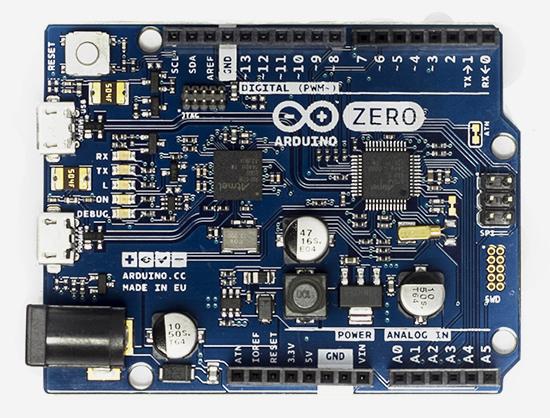 Arduinoprog arduino zero disponível para compra