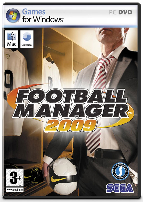 Football Manager 2009 Patch 1.2