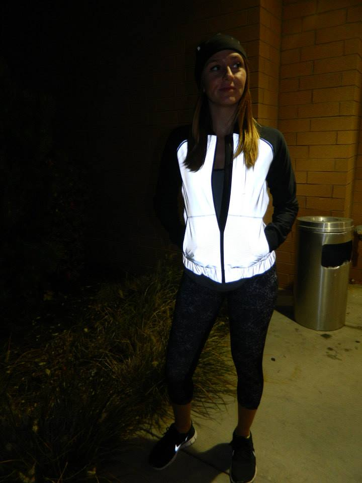 lululemon bright bomber light up