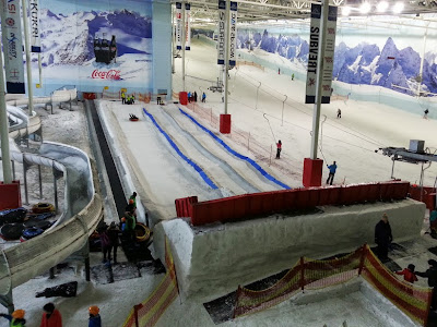 The Chill Factor Trafford Park Indoor Slope