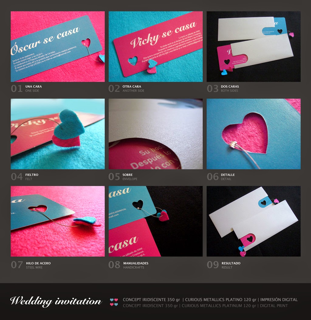 50 contoh undangan pernikahan modern unik artikel for Design artikel