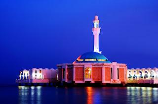 Beautiful Design White Mosque Domes HD Wallpaper